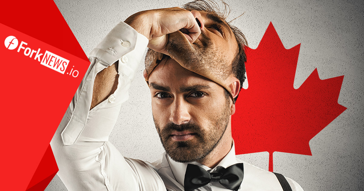 Канада занимает жесткую позицию по отношению к криптовалютам?