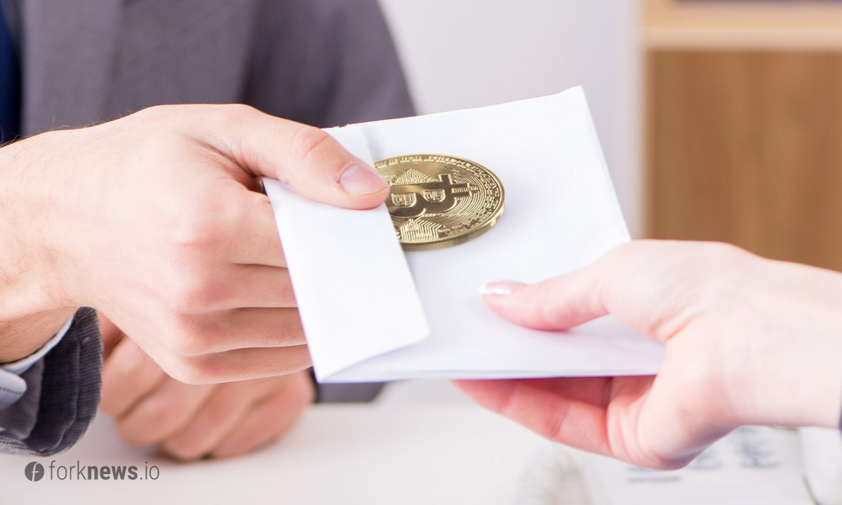 За зарплатой на криптобиржу