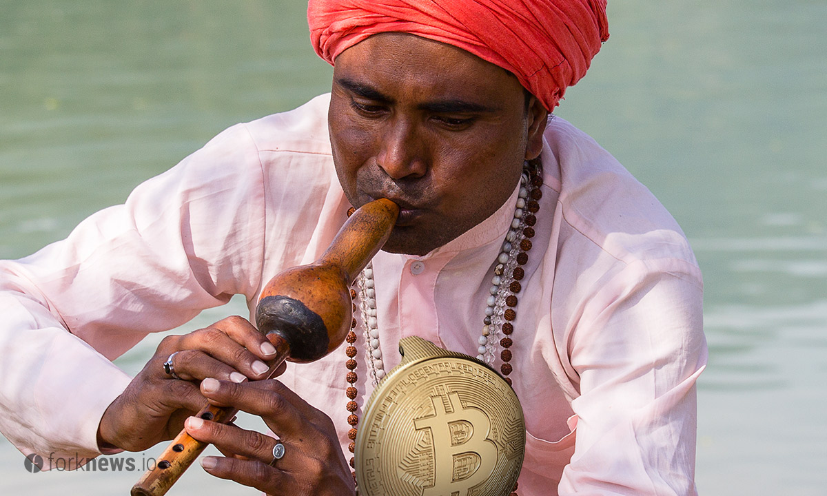 Запрет на криптовалюту в Индии может задушить инновации