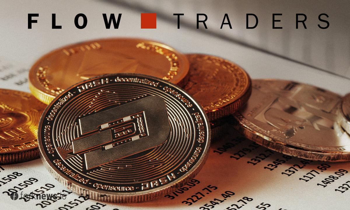 Голландский трейдер ETF-фондов вышел на криптовалютный рынок