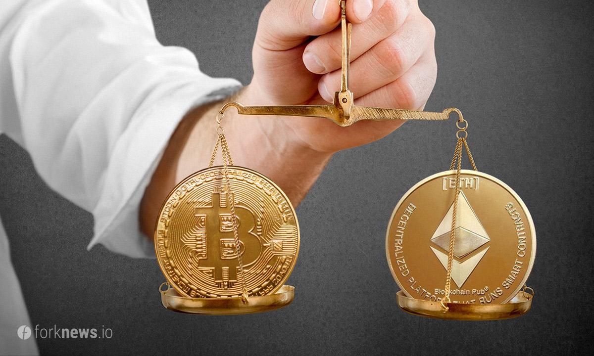 Выбор инвестиции: Bitcoin или Ethereum?