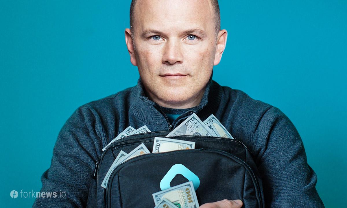 Майк Новограц инвестирует в криптовалютное кредитование