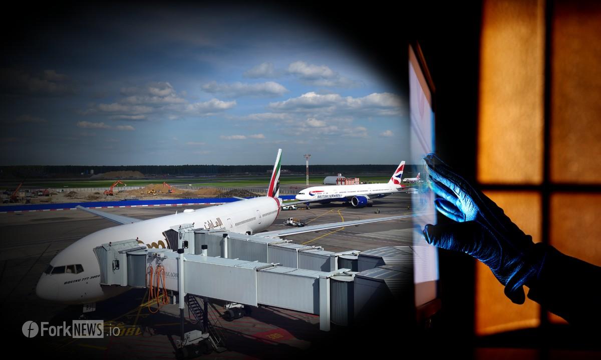 Вымогатели криптовалюты угрожали аэропорту Домодедово взломом систем навигации