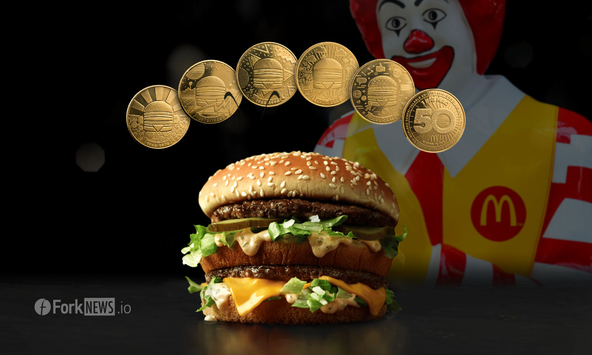 McDonalds объявили о запуске MacCoin