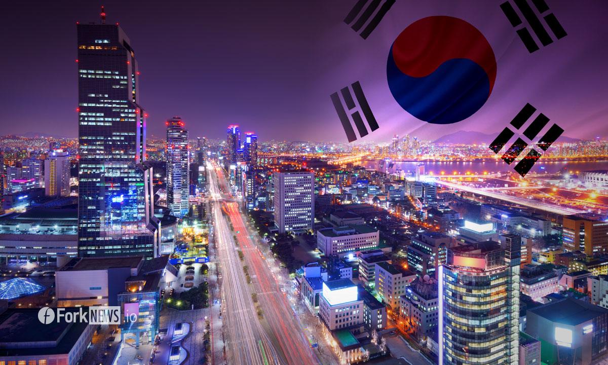 Финансовый регулятор Южной Кореи поддерживает систему торговли акциями на блокчейне