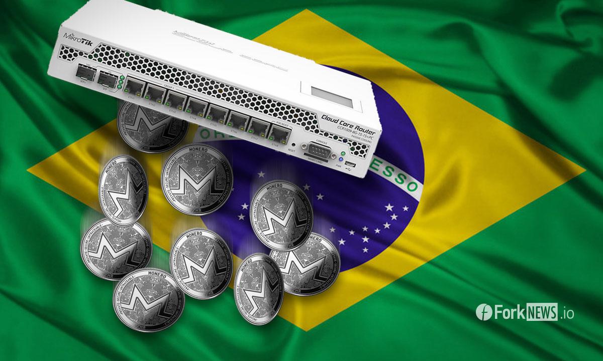 Атака, известная как уязвимость нулевого дня, поразила маршрутизаторы в Бразилии