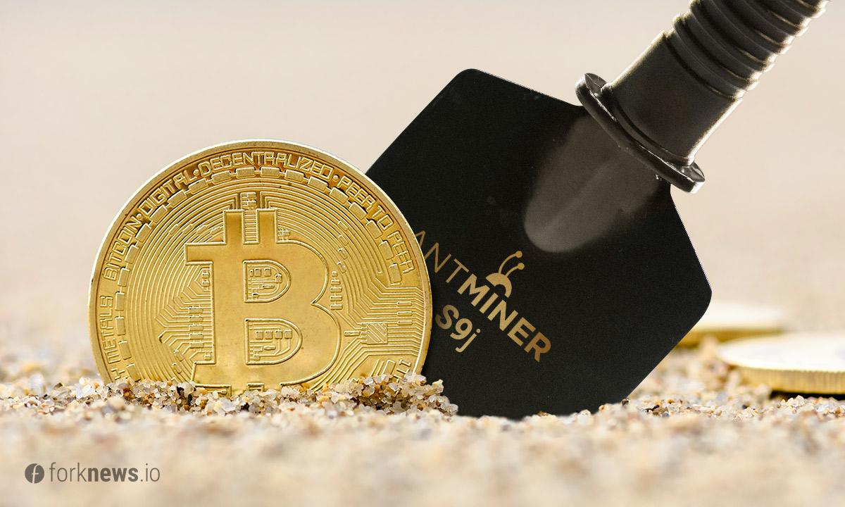 Bitmain выпустил новый Bitcoin-майнер Antminer S9j