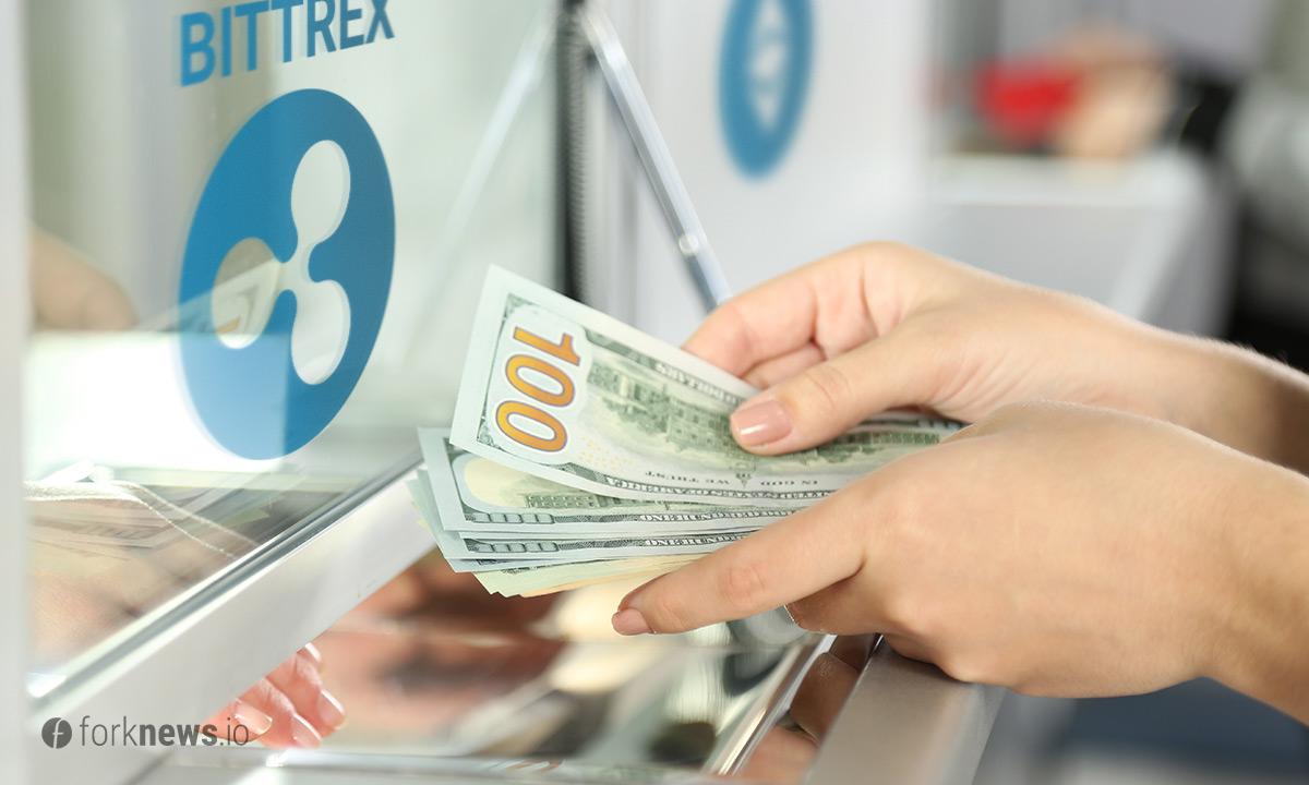 Bittrex добавляет торговые пары с XRP/USD и ETC/USD