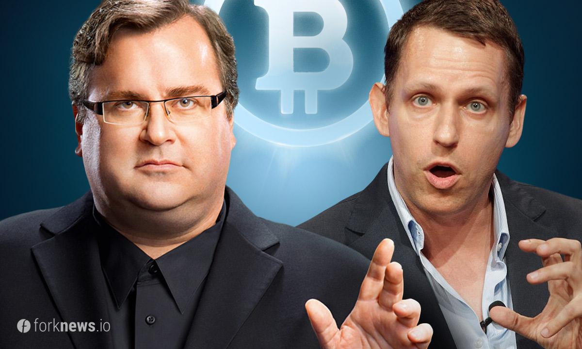 Криптовалюта это либертарианка, а искусственный интеллект - коммунист